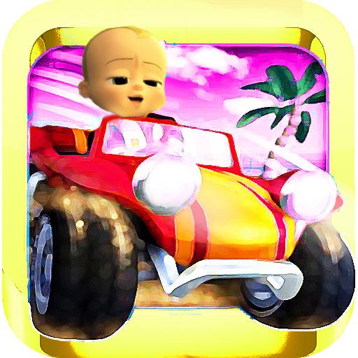 Baby Boss Racing Game