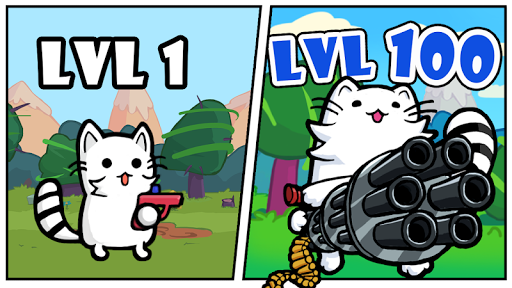 One Gun: Battle Cat Offline Fighting Game screenshots 1