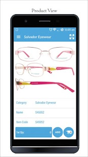 Salvador Eyewear- screenshot thumbnail