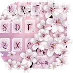 Cherry Blossom Keyboard Theme Icon