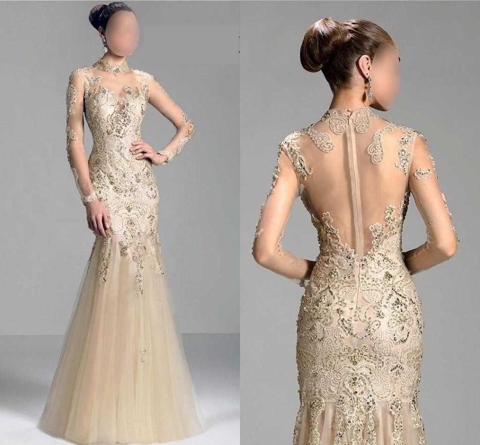 The dress designs - Evening Dress Design 2017 Screenshot
