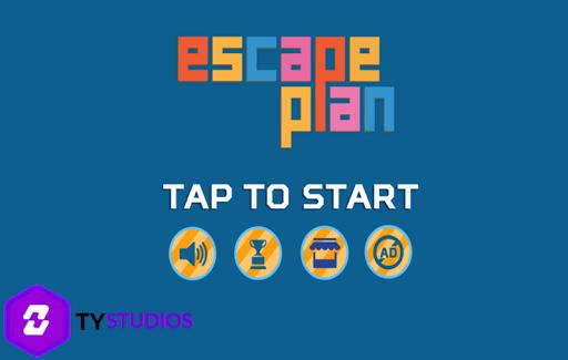 Blocky Escape Plan