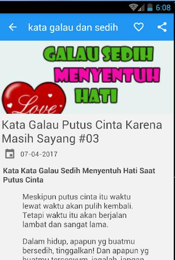 Download Kata Kata Galau Sedih Banget Apk Full Apksfullcom
