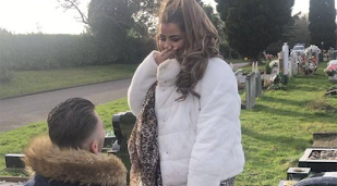 Scarlett Lee says graveyard proposal was 'perfect'