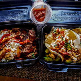 Mex Mix by Carlo McCoy - Food & Drink Plated Food ( plated, recycled containers, steamed, creative foods, seared, all ethnics, broiled, baked, grilled, multicultural, mexican )