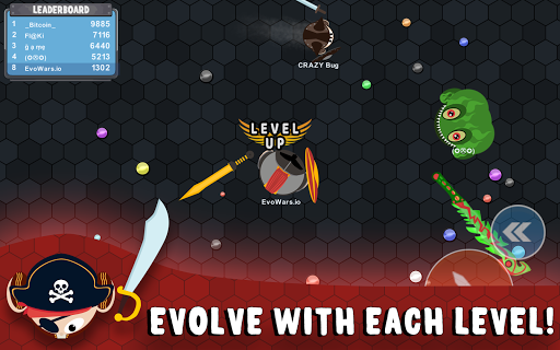 EvoWars.io apkpoly screenshots 1