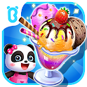 Baby Panda's Ice Cream Shop icon