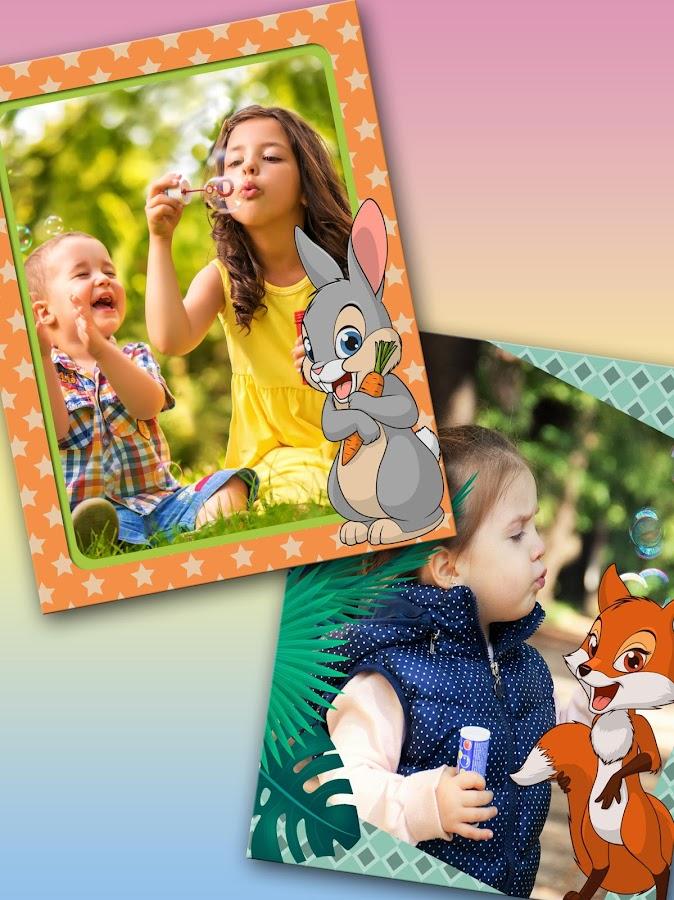 Fotorahmen für Baby – Album – Android-Apps auf Google Play