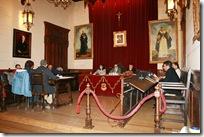 Salon Plenos de Almodóvar del Campo.