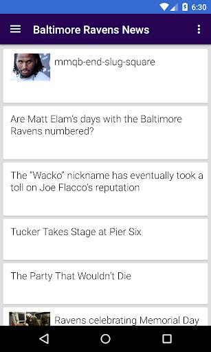 BIG Baltimore Football ニュース