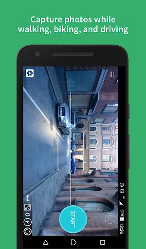 Mapillary screenshot 2