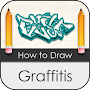 Learn to draw graffitis APK icon