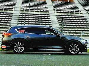 CX-8 KG2P L package AWDのカスタム事例画像 Rui !さんの2020年10月24日19:17の投稿