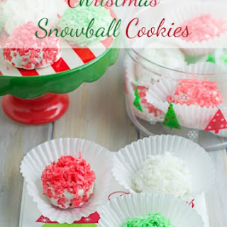 OREO Snowball Cookies