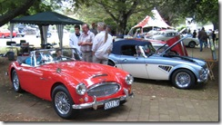 A Healey or Two