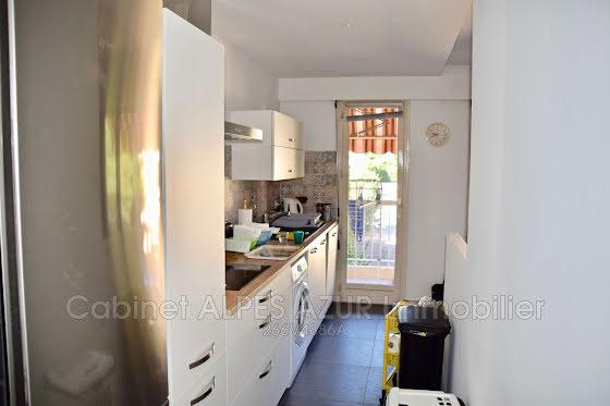 Vente appartement 3 pièces 57,53 m2