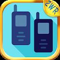 2 Way Radios - WalkiTalki icon