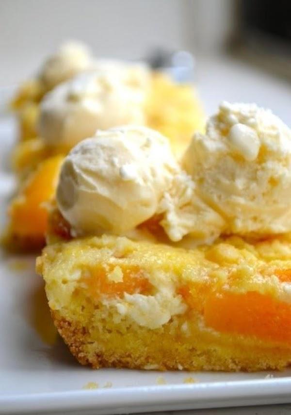 Yummy Peach Cobbler Recipe