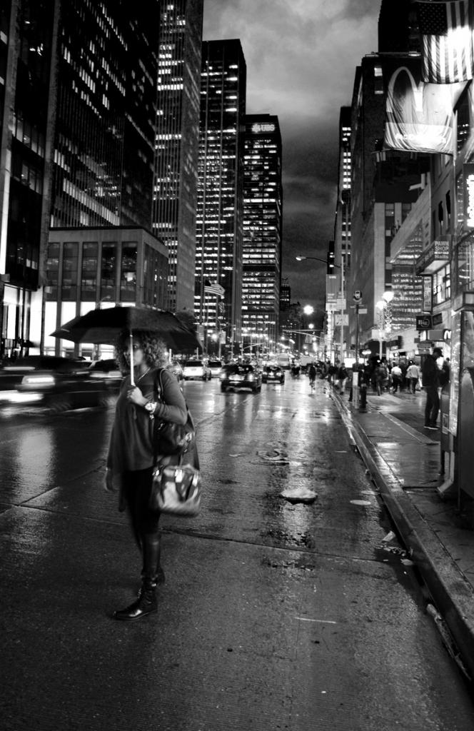 NEW YORK IN THE DARK di ronnj