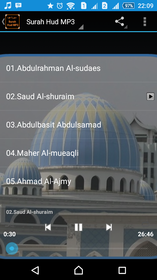 hud android app