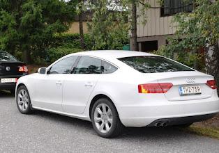 Photo: Audi A5 Sportsback 2010-2014