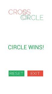 Cross and Circle- screenshot thumbnail