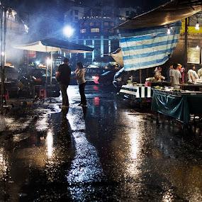 Pasar Malam Gadong , Brunei Darussalam by Mohamad Sa'at Haji Mokim - City,  Street & Park  Markets & Shops ( pwcmarkets )