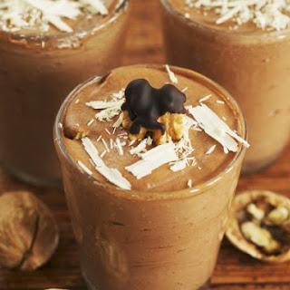 Boozy Chocolate Puddings