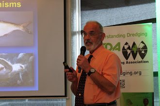 Photo: Dr Douglas Clarke, WODA Expert Group Underwater Sound, Senior Environmental Scientist HDR, USA