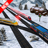 Impossible Indian Train Driving Game Sky City Sim