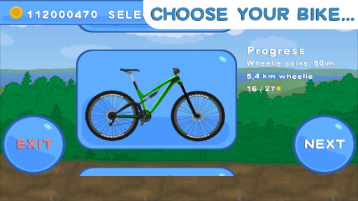 Wheelie Bike 1.68 screenshots 15