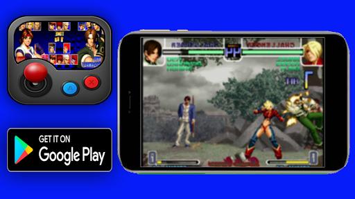 Kof 2002 magic plus 2 1.0 Screenshots 3