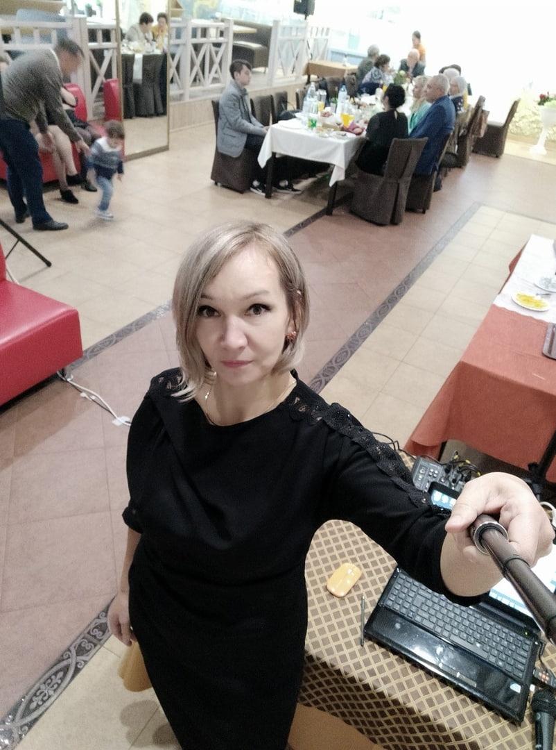 Ильмира Хабибуллина в Уфе