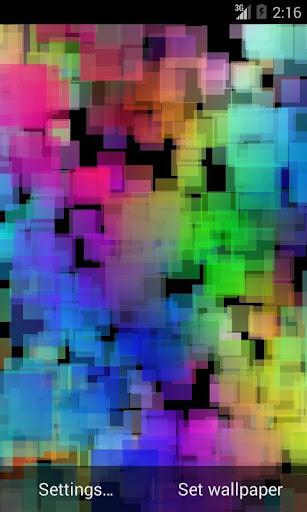 Mix Color Live Wallpaper