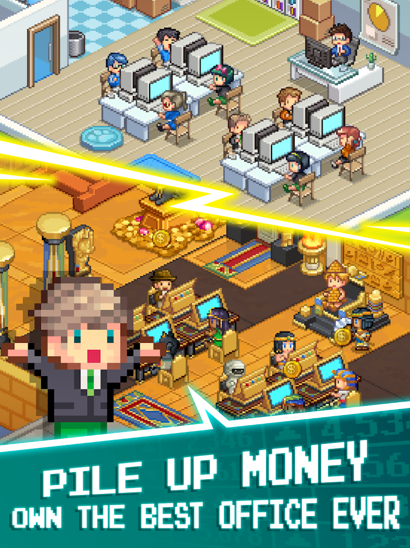 Tap Tap Trillionaire - Cash Clicker Adventure Screenshot 6