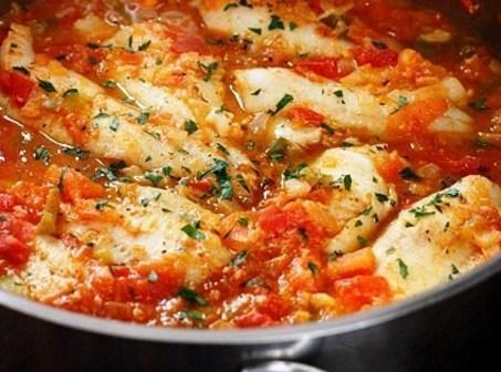 Redfish Courtbouillon (court Bouillon) Recipe