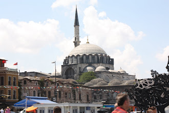 Photo: Day 115 - The Back of the Rustem Pasa Mosque