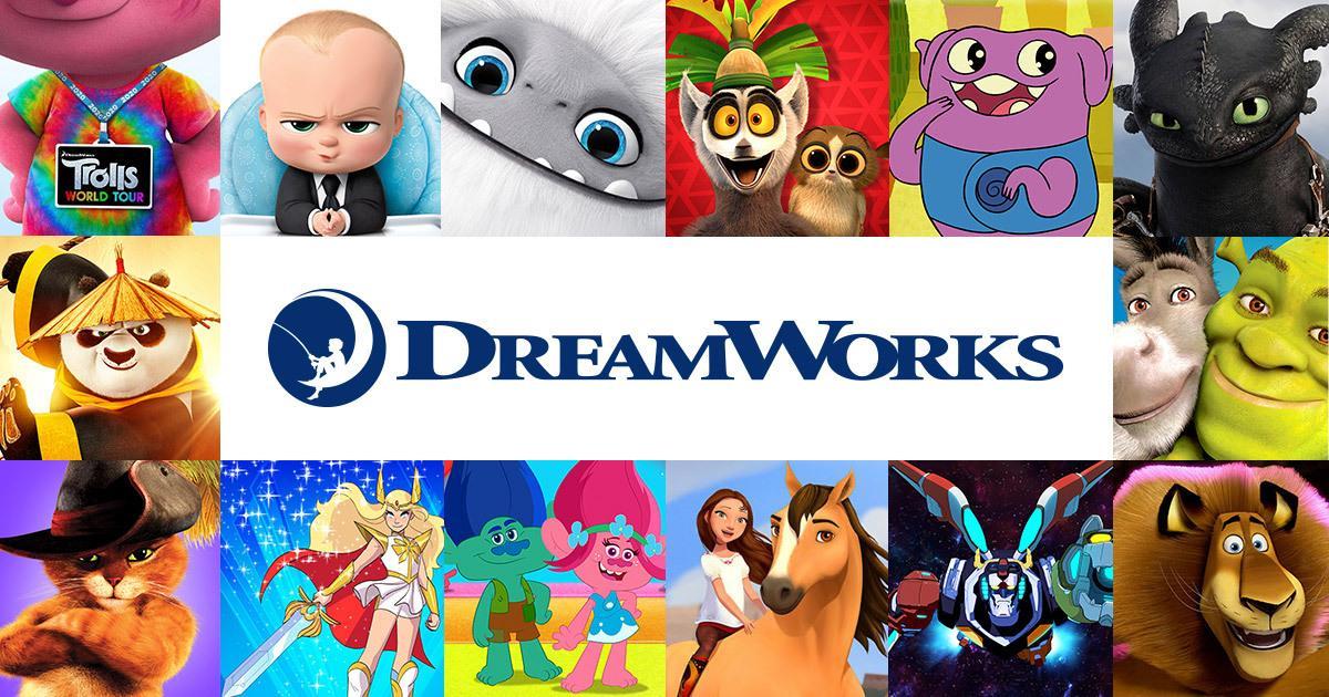 Os 5 melhores filmes da DreamWorks para assistir no fim das férias