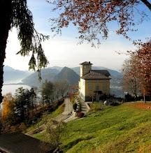Photo: Vetta Restaurant at Mont Bre, Lugano Switzerland