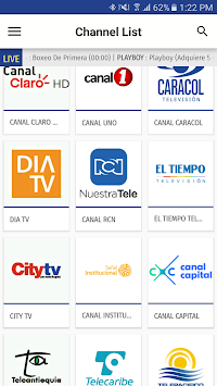 Colombia TV EPG Free APK Latest Version Download - Free