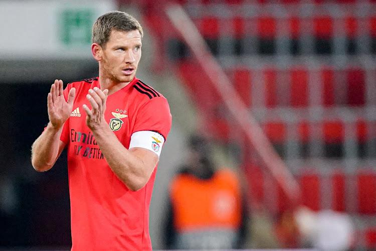 Benfica et Jan Vertonghen manquent le premier trophée de la saison