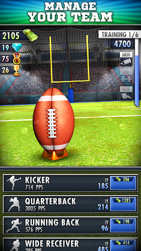 Football Clicker apkmind screenshots 1
