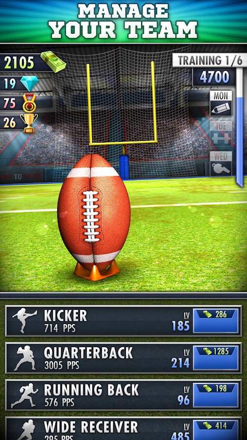 Football Clicker- screenshot