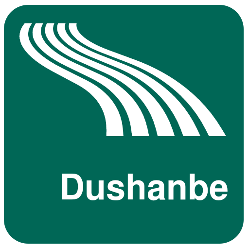 Dushanbe Map offline file APK for Gaming PC/PS3/PS4 Smart TV