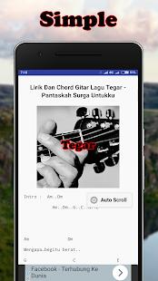 Kunci Gitar Tegar - náhled