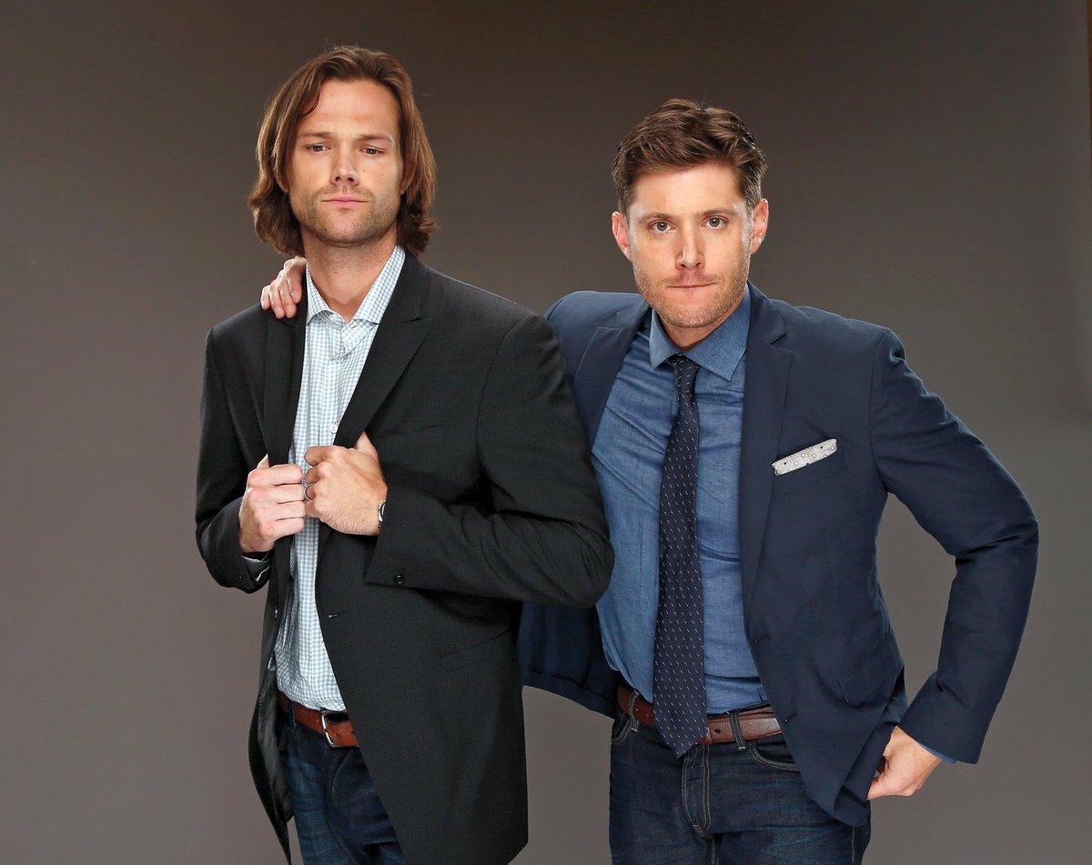 Jared Padalecki e Jensen Ackles conhecidos por um bromance e não queerbaiting.