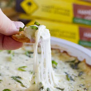 White Cheese Dip.