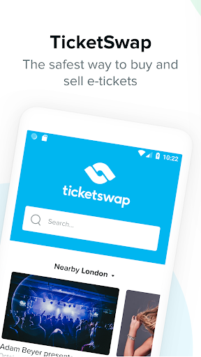 TicketSwap screenshot 1