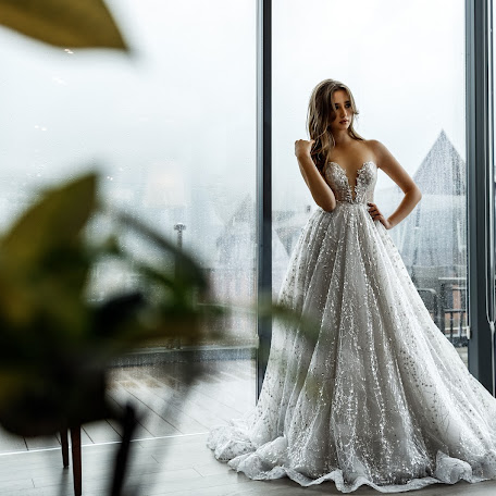 Wedding photographer Dzhalil Mamaev (DzhalilMamaev). Photo of 21.01.2018