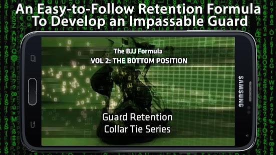 BJJ Guard Game Formula - náhled
